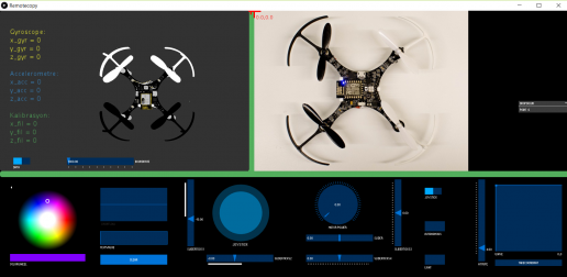 IoT and ESPcopter with Processing 3 – EspCopter